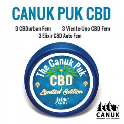 The Limited Edition Canuk Puk CBD